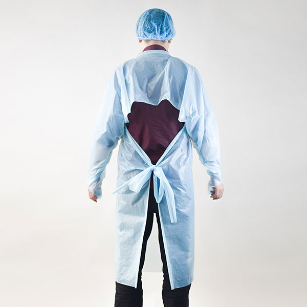 Isolation gown-CPE