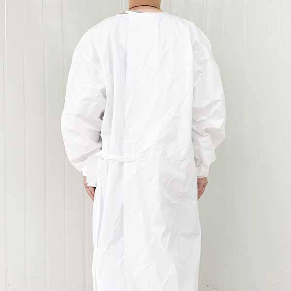 Medical use isolation gown  type C- TPU